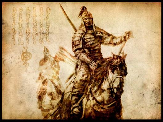 Dschengis Khan